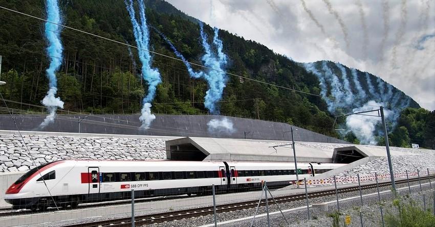 túnel de Saint Gotthard