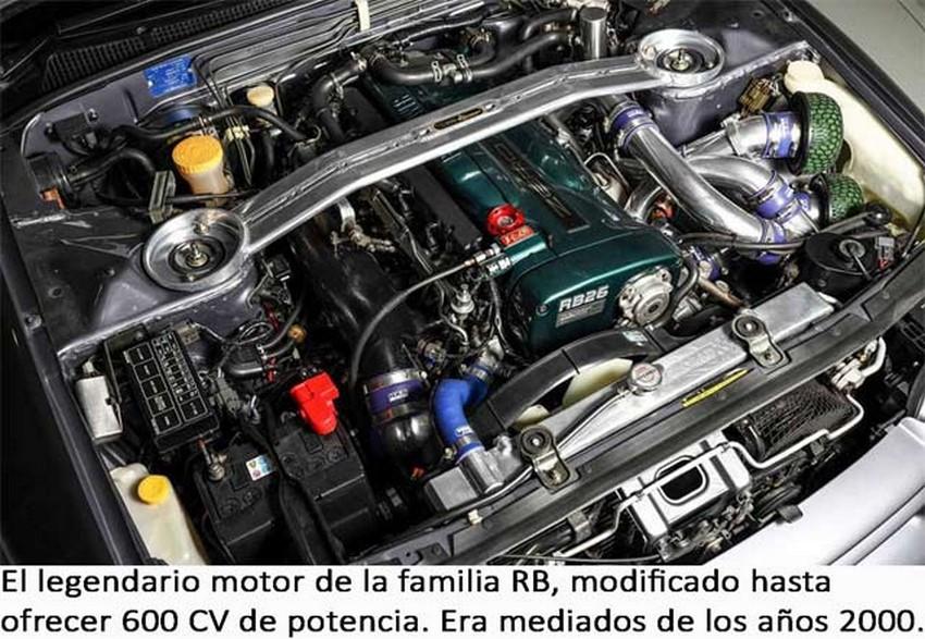 Nissan Skyline R32 HKS Zero