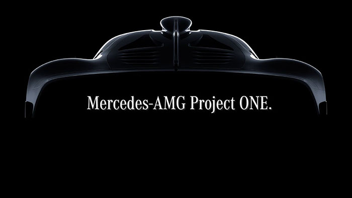 Mercedes-amg-project-one