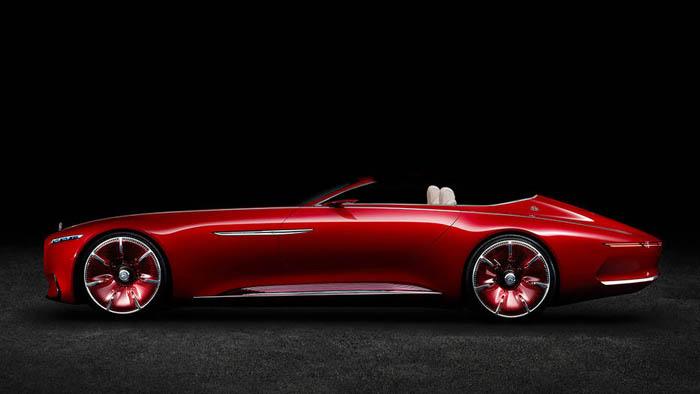 Mercedes-Maybach 6 Convertible