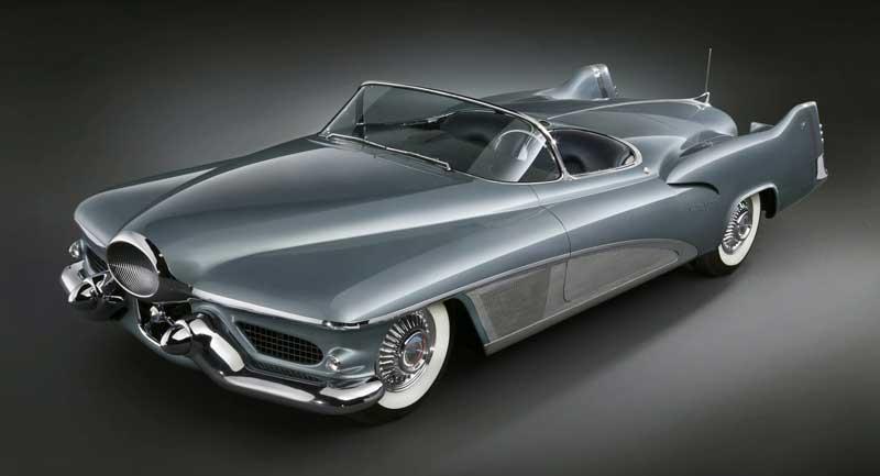 1951 Buick LeSabre, un prototipo precursor