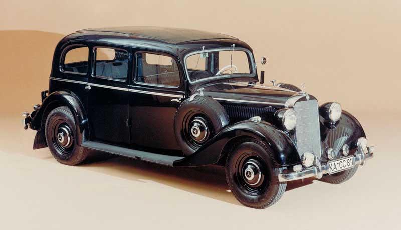 Mercedes 260d la primera aventura en el mundo del diesel for Mercedes benz aventura