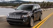 Jeep sigue marcando el Compass para 2014