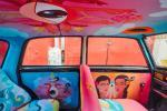 Los taxis surrealistas en la India y Rusia