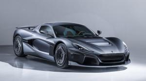 Rimac Concept Two 2020