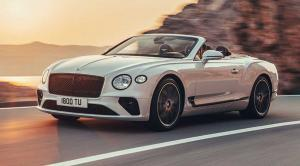 Bentley Continental Convertible 2019