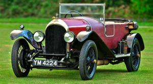 Bentley 3 Litre