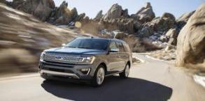 Ford Expedition 2018: así es el enorme SUV de Ford para Estados Unidos, de hasta ocho plazas