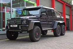 Super SUV: Mercedes-Benz G63 AMG 6x6