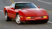 "Corvette C4ZR1 ""The King of the Hill"""