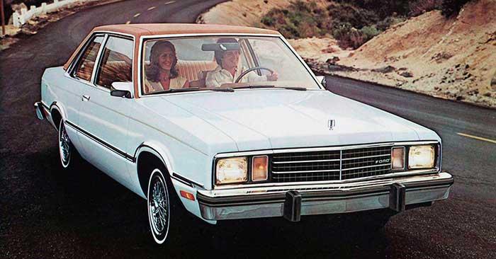 Ford Fairmont 1978-83. La breve vida feliz de un modelo ...
