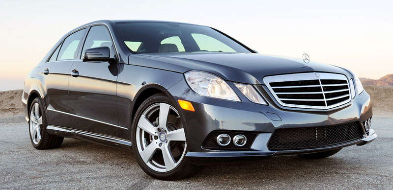 Los autos de los 10 famosos m s j venes excelencias del for 2010 mercedes benz e class e350 coupe review