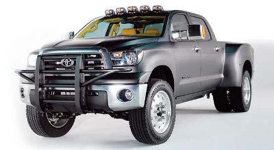 Toyota Tundra 2011 Para Trabajar Fuerte Excelencias Del