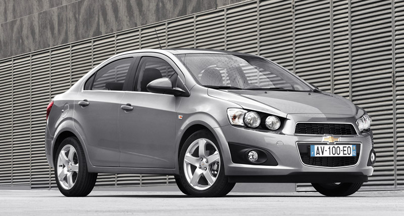 Conozca Al Chevrolet Aveo 2013 Excelencias Del Motor