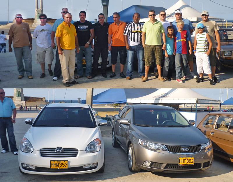 Nuevos club de autos en la habana excelencias del motor for Cuba motors el paso