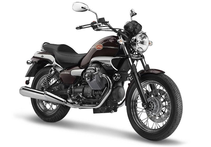 Motor transversal moto