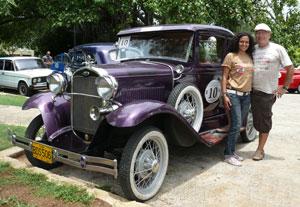 Vi Rally De Regularidad Escuderia Autos Antiguos A Lo Cubano Copa