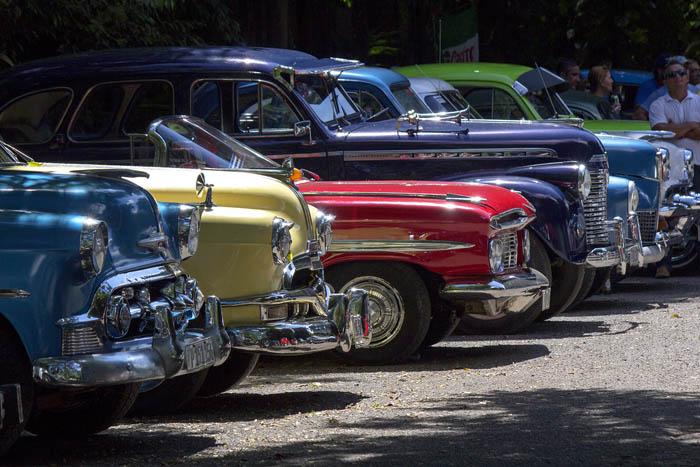 Club Escribe La Verdadera Historia De Los Autos Antiguos En Cuba