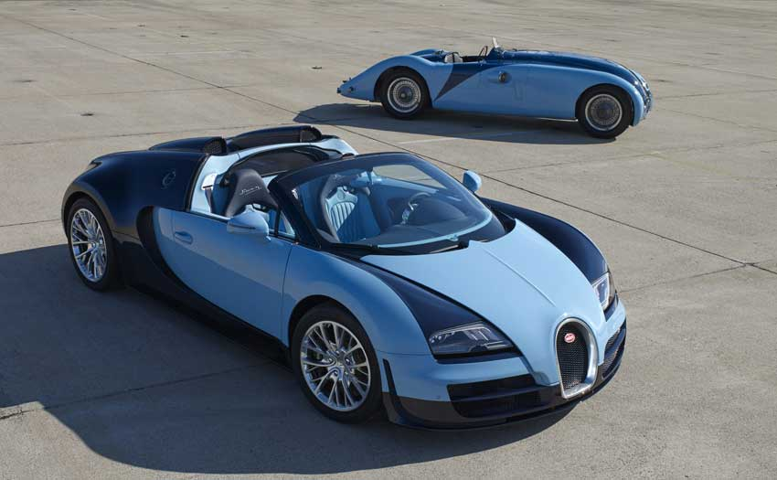 bugatti veyron vitesse jean pierre wimille edition excelencias del motor. Black Bedroom Furniture Sets. Home Design Ideas