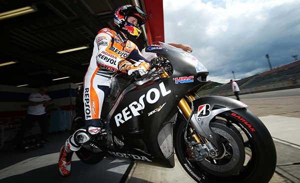 Gabarrini hace balance de la Honda RCV1000R tras cuatro carreras