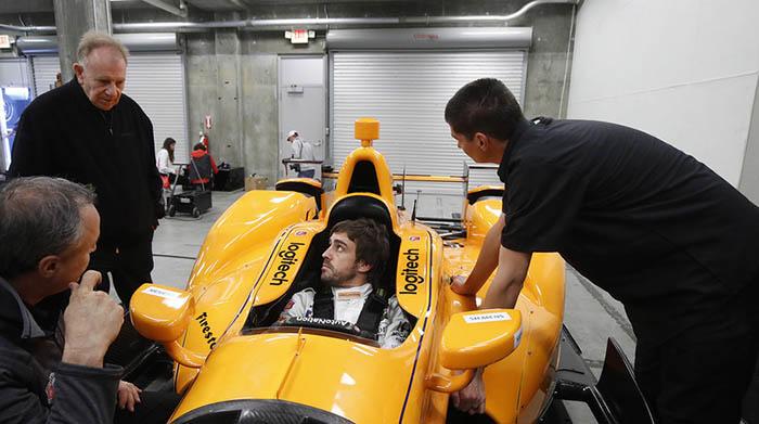 Cu l ser el coche de fernando alonso en indian polis for Indianapolis motors el paso tx