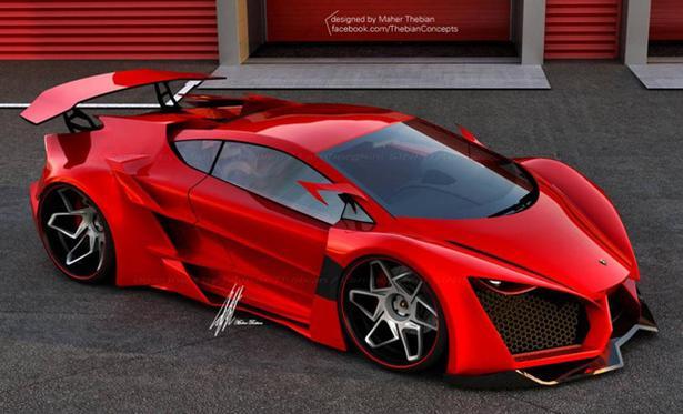 Ferrari 2016 Pret >> Lamborghini Sinistro, un toro deportivo que asusta | Excelencias del Motor