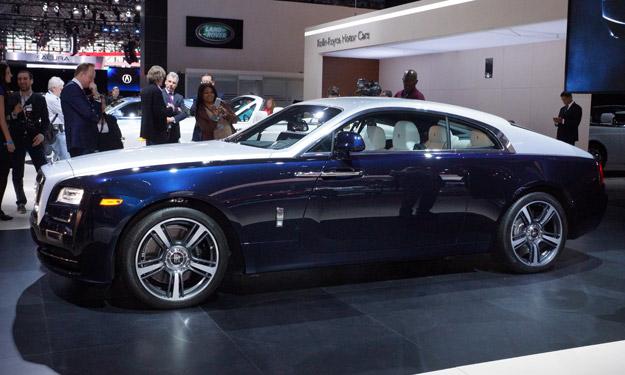 El Rolls Royce Wraith Cabrio Sera Una Realidad Excelencias Del Motor
