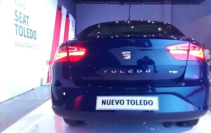 seat toledo 2016 un toque de calidad excelencias del motor. Black Bedroom Furniture Sets. Home Design Ideas