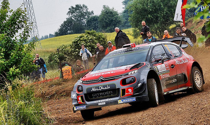 Citroën-WRC